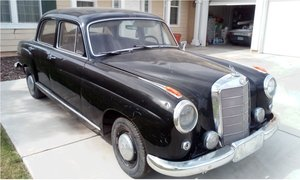 1959 Mercedes 219 For Sale