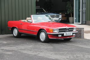 1989 MERCEDES-BENZ 420 SL   STOCK #2105 For Sale