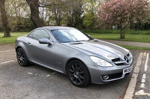 2008 Mercedes SLK200 Auto 'Mint' For Sale