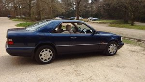 1995 W124 coupe For Sale