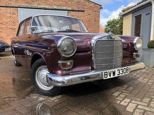 1964 Mercedes-Benz 190c W110 Fintail *Ebay auction