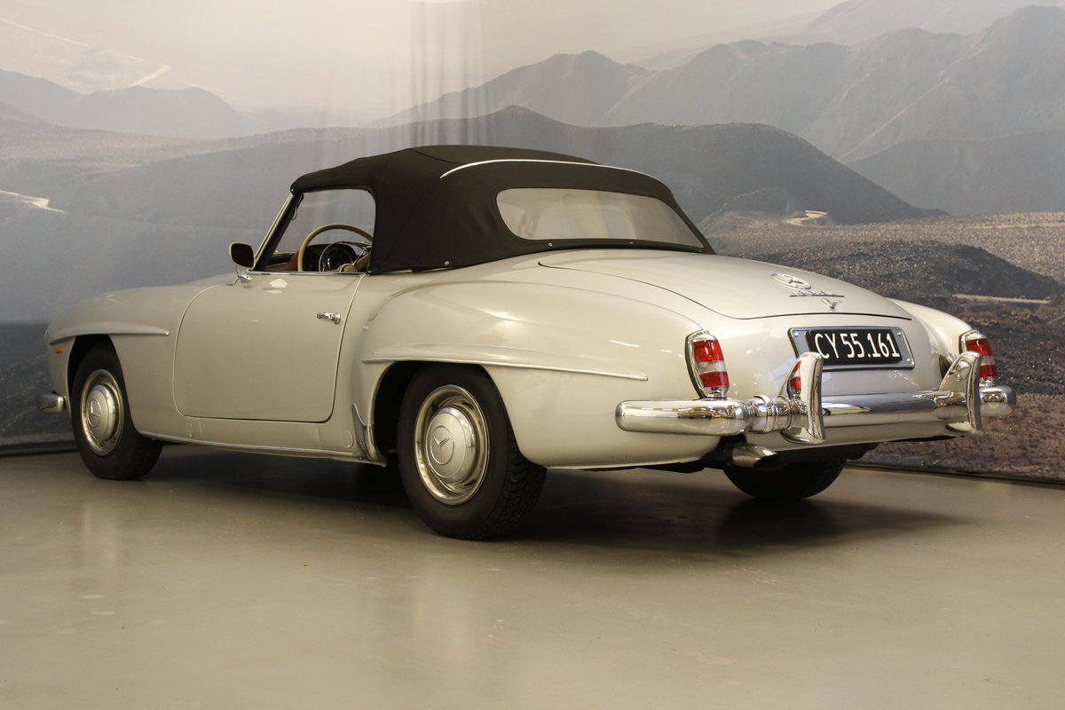 1959 Mercedes-Benz 190 SL Convertible For Sale (picture 2 of 6)