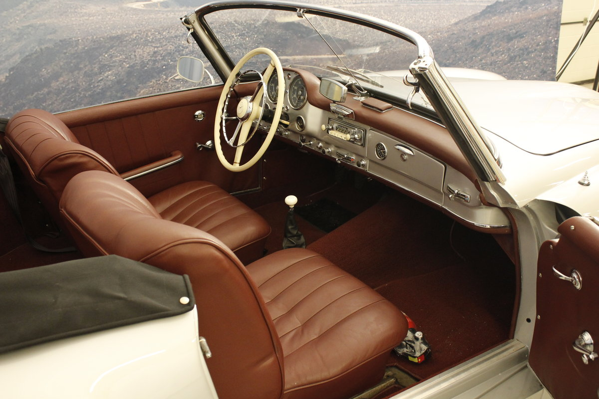 1959 Mercedes-Benz 190 SL Convertible For Sale (picture 4 of 6)