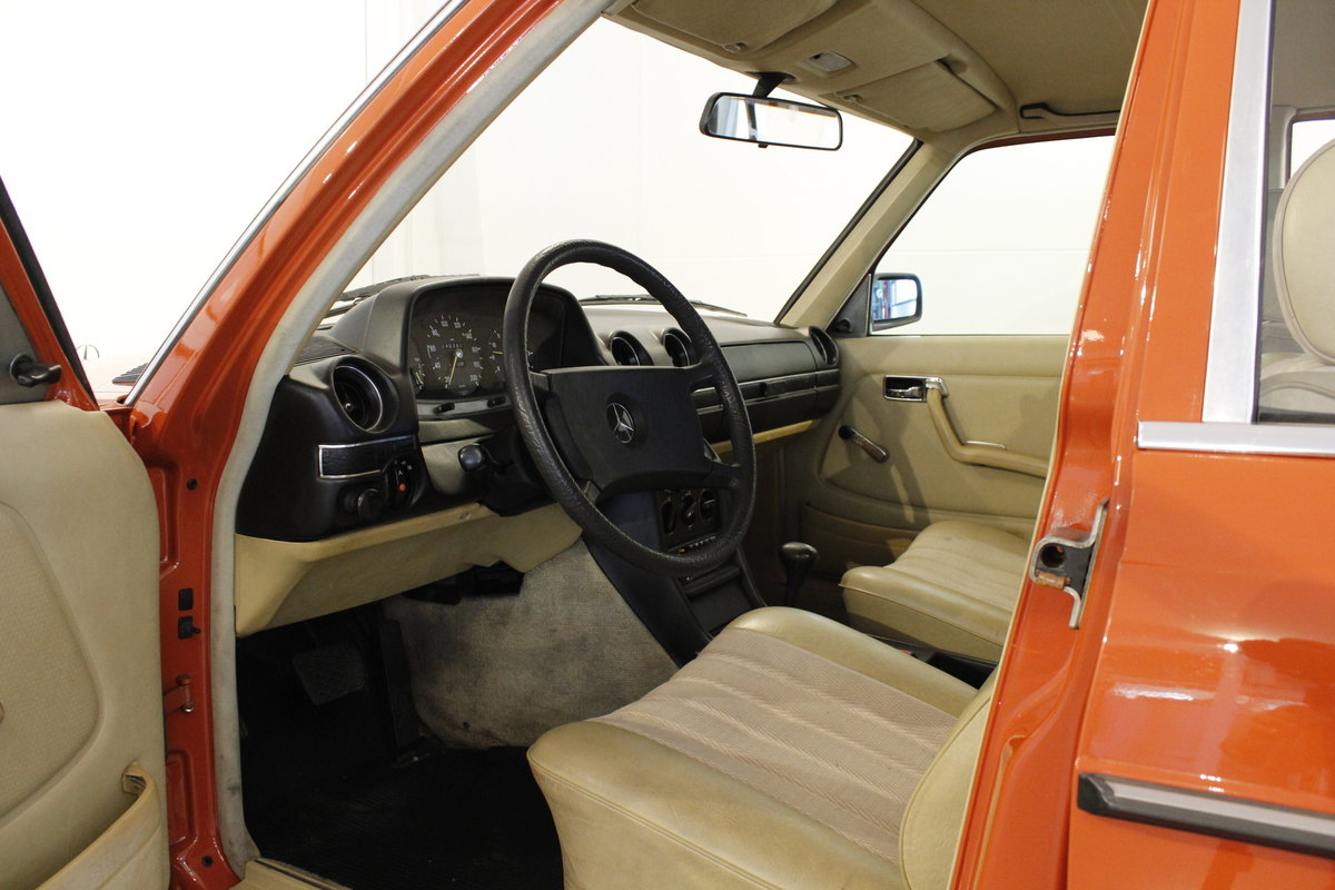 1982 Mercedes-Benz 250 TE Automatic For Sale (picture 4 of 6)