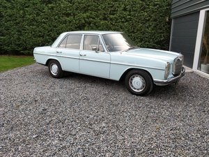 1972 Beautiful Mercedes W115 200E For Sale For Sale