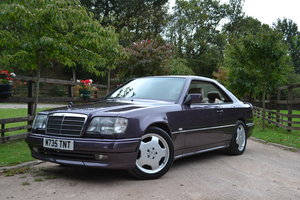 1994 Fully Restored Rare AMG 320 Coupe For Sale
