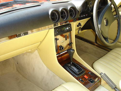 Mercedes Benz 280SL 1984 (R107) For Sale (picture 3 of 6)