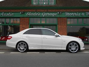 2012 Mercedes E250 CGI Sport Petrol  SOLD