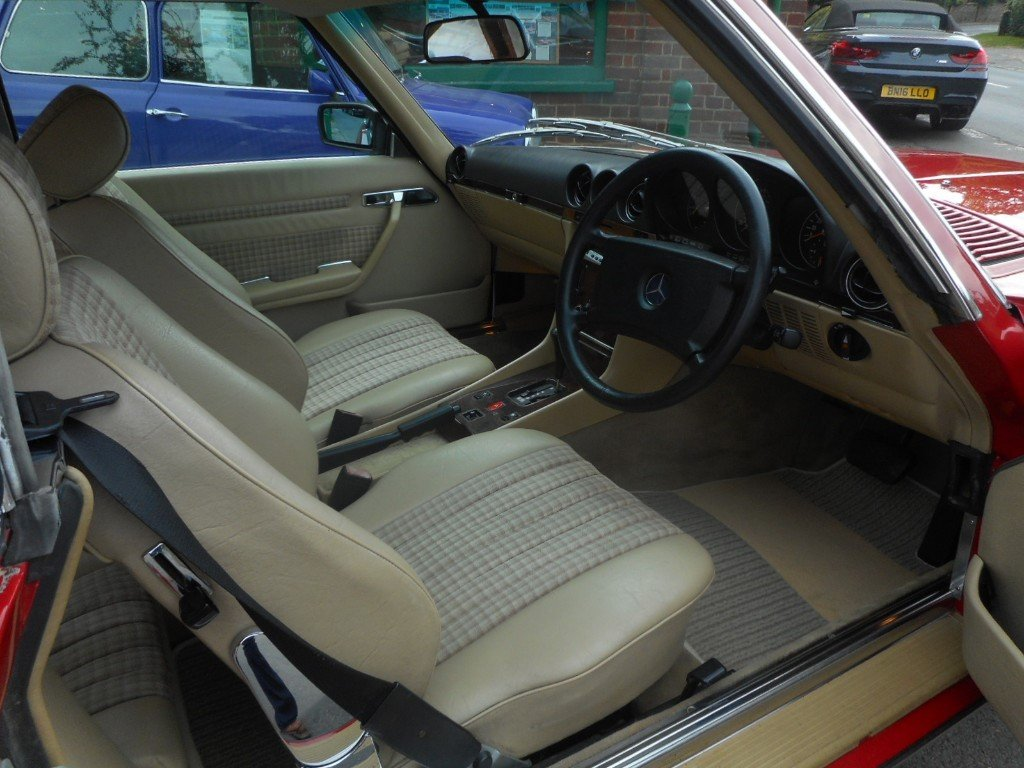 1986 Mercedes-Benz SL420  For Sale (picture 4 of 4)