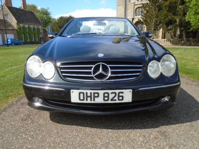 2005 Mercedes CLK320 Avantgarde Auto.  For Sale (picture 3 of 6)