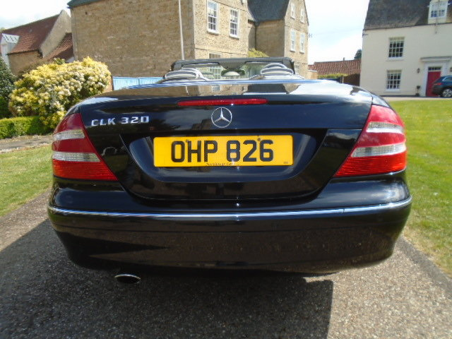 2005 Mercedes CLK320 Avantgarde Auto.  For Sale (picture 4 of 6)