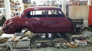 1952 Mercedes 300 Adenauer For Sale