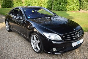 2009 Mercedes CL500 AMG 5.5i V8 Coupe 7G Automatic SOLD