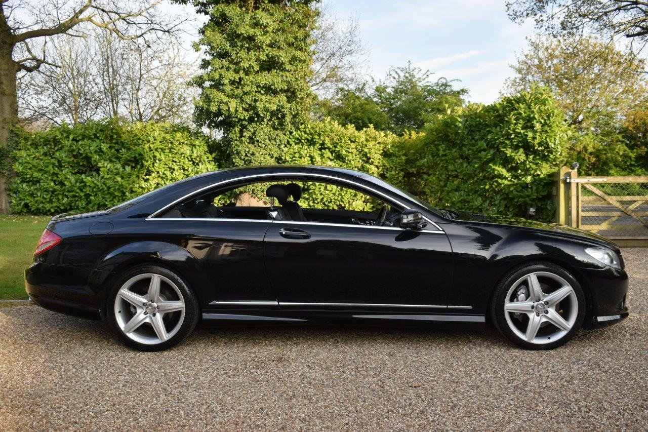 2009 Mercedes CL500 AMG 5.5i V8 Coupe 7G Automatic SOLD (picture 3 of 6)