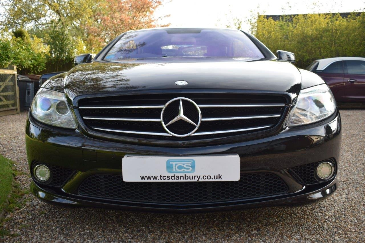 2009 Mercedes CL500 AMG 5.5i V8 Coupe 7G Automatic SOLD (picture 4 of 6)