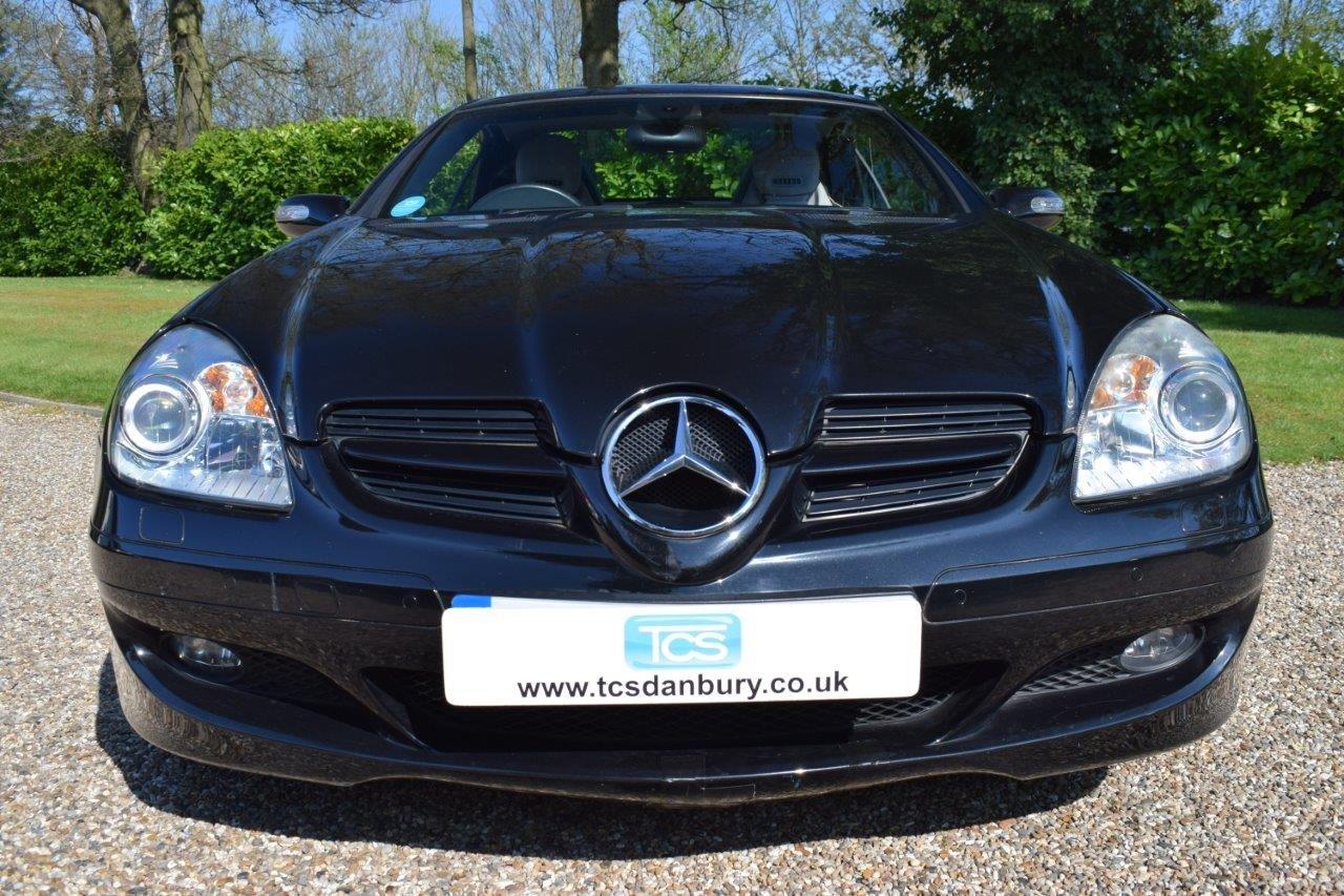 2007 Mercedes SLK280 V6 Auto For Sale (picture 4 of 6)