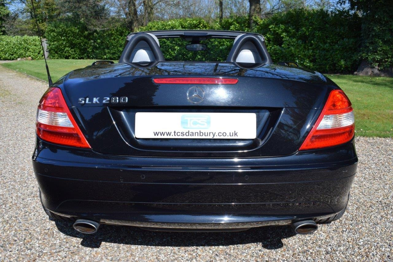 2007 Mercedes SLK280 V6 Auto For Sale (picture 5 of 6)