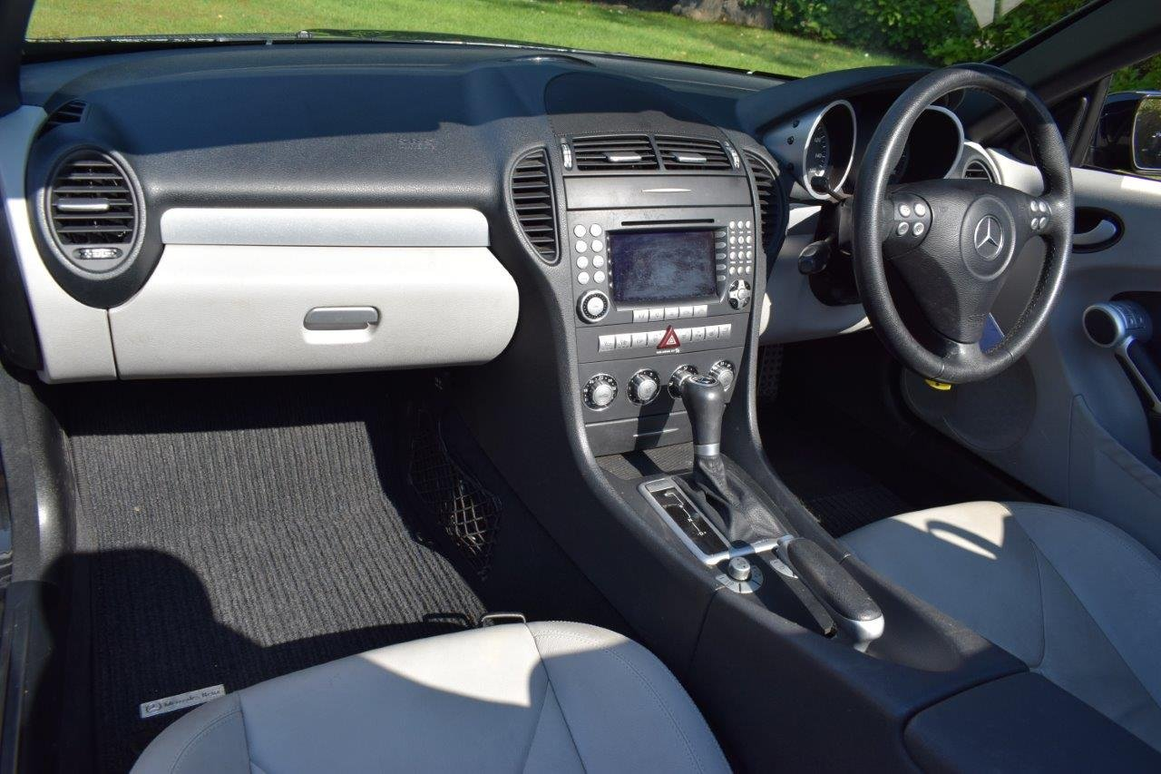 2007 Mercedes SLK280 V6 Auto For Sale (picture 6 of 6)