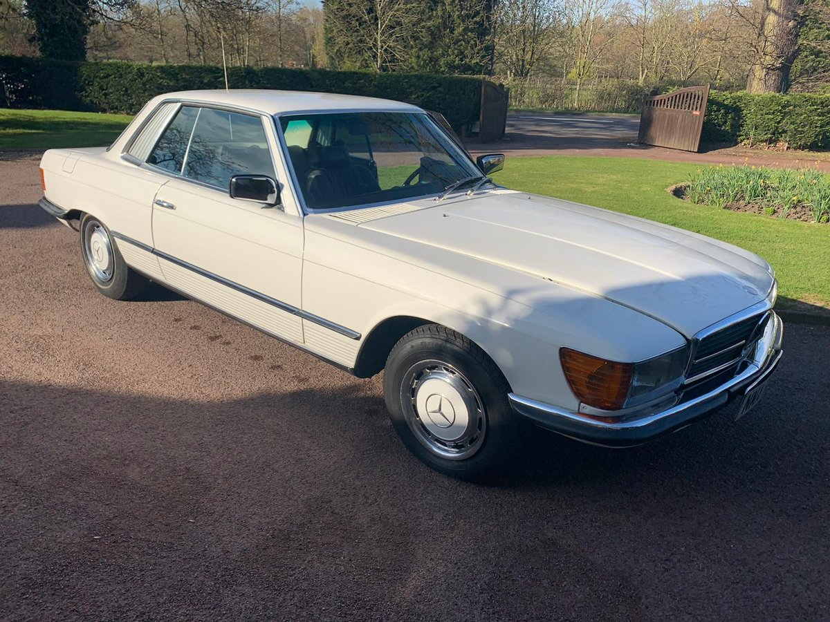 1978 Beautiful Mercedes 450 SLC For Sale (picture 1 of 6)