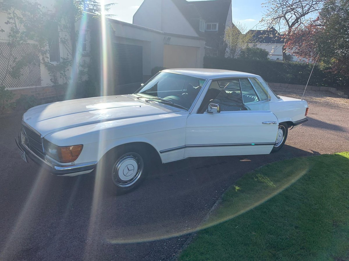 1978 Beautiful Mercedes 450 SLC For Sale (picture 2 of 6)
