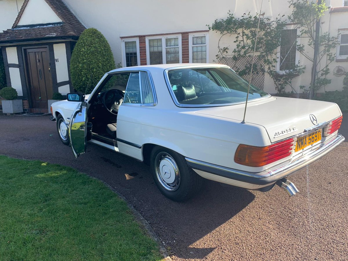 1978 Beautiful Mercedes 450 SLC For Sale (picture 3 of 6)