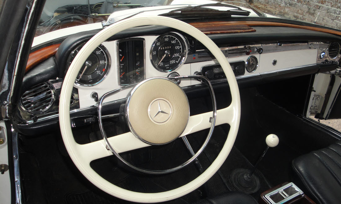 1964 MERCEDES BENZ 230SL PAGODA W113-SOLD-Similar required For Sale (picture 4 of 6)