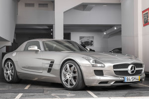 2011 Mercedes-Benz SLS AMG For Sale