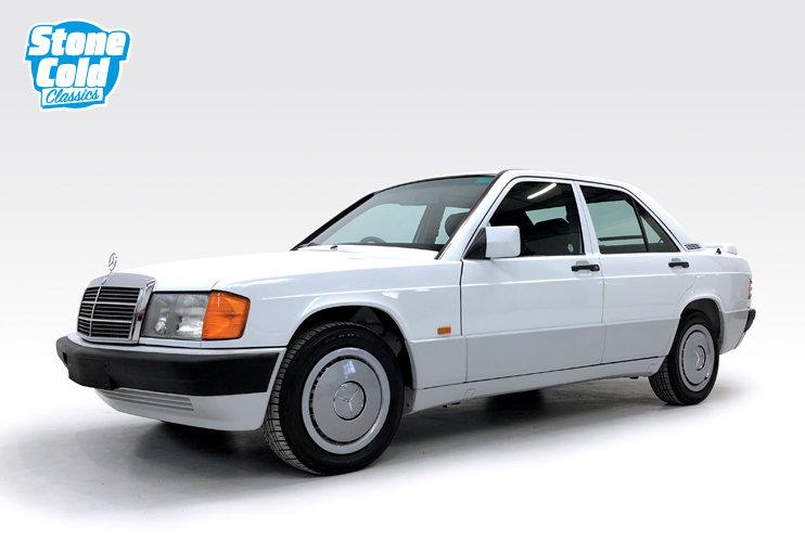 1992 Mercedes 190E 2.0 Auto For Sale (picture 1 of 6)