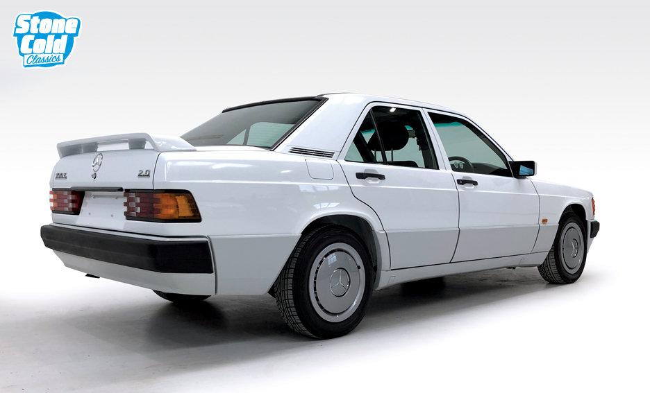 1992 Mercedes 190E 2.0 Auto For Sale (picture 2 of 6)
