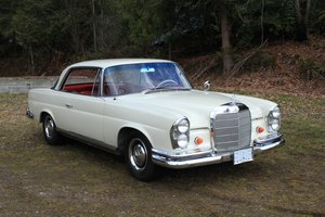 1963 Mercedes Benz 220 SE Coupe For Sale