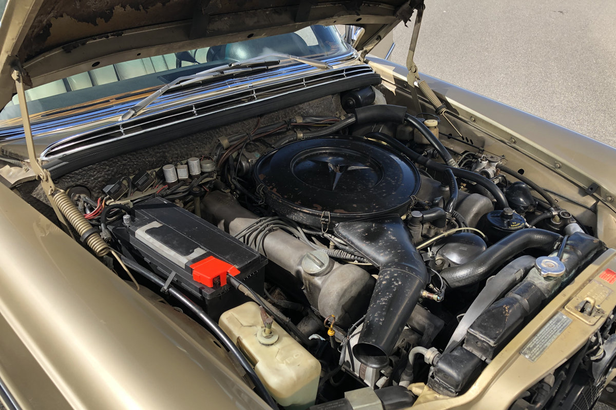 1972 Mercedes 300 SEL 4.5 Liter NO RESERVE For Sale by Auction (picture 4 of 6)