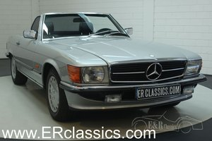 Mercedes Benz 300SL cabriolet 1986 Top maintained For Sale