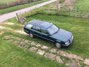 1996 W124 E220T Estate For Sale