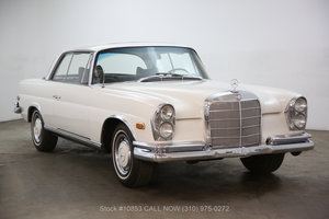 1968 Mercedes-Benz 250SE Sunroof Coupe For Sale