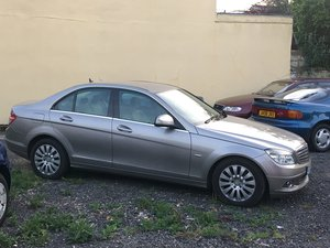 Mercedes C220 cdi 2007 Auto elegance saloon new shape