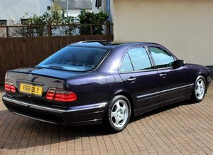 2000 Mercedes E240 Avantgarde Auto at Morris Leslie Auction  For Sale by Auction