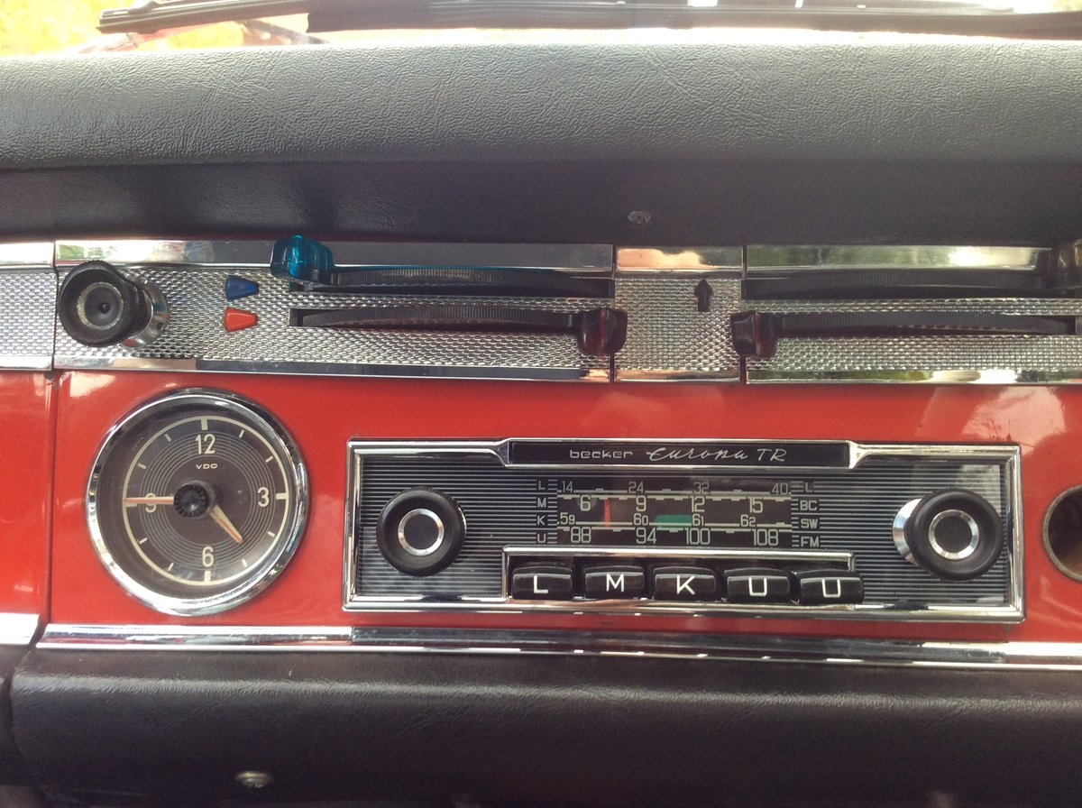 1964 Mercedes 230 SL for sale For Sale (picture 4 of 6)
