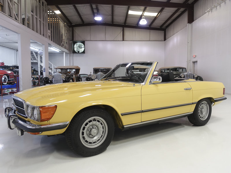 1973 Mercedes-Benz 450SL Roadster For Sale (picture 1 of 6)