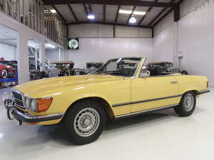 1973 Mercedes-Benz 450SL Roadster For Sale