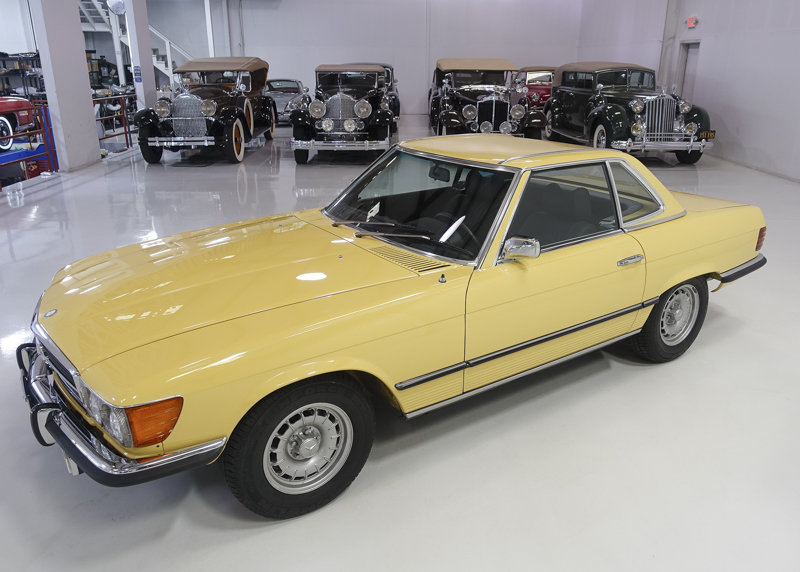 1973 Mercedes-Benz 450SL Roadster For Sale (picture 2 of 6)