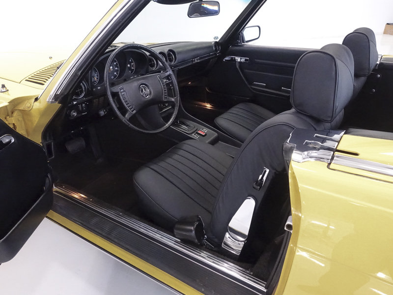 1973 Mercedes-Benz 450SL Roadster For Sale (picture 4 of 6)