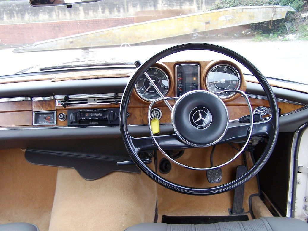 1967 Mercedes-Benz 250SEB Coupe (W111) For Sale (picture 5 of 6)
