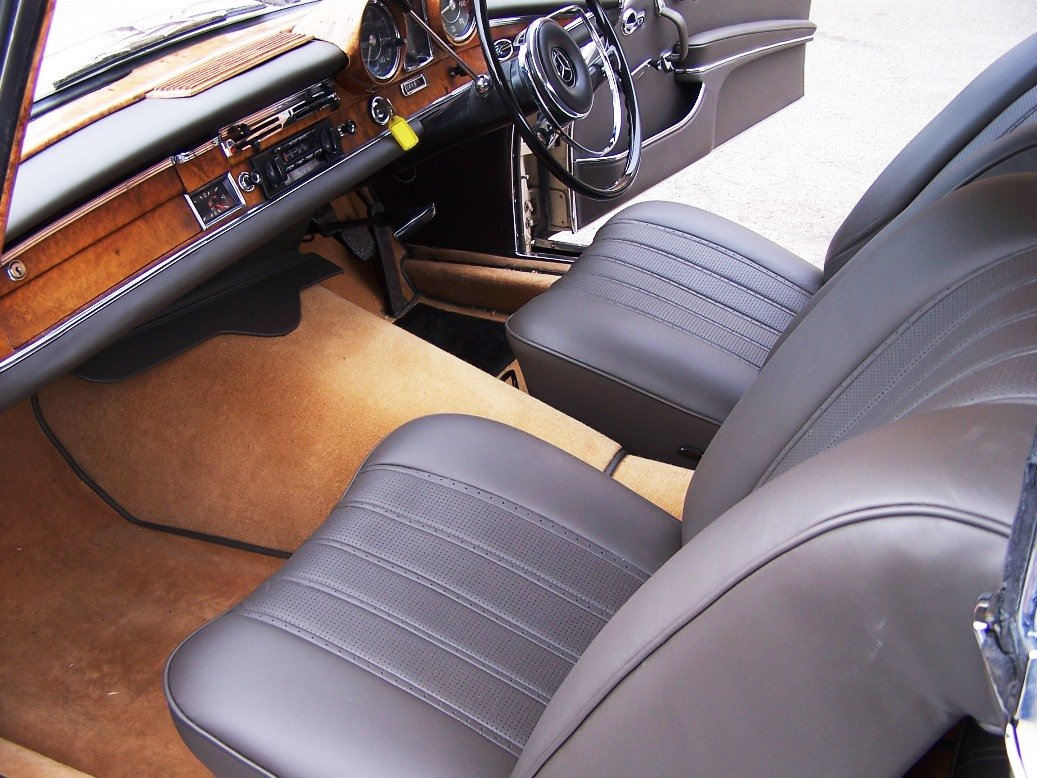 1967 Mercedes-Benz 250SEB Coupe (W111) For Sale (picture 6 of 6)
