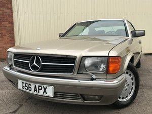 1990 Mercedes-Benz 560 SEC For Sale