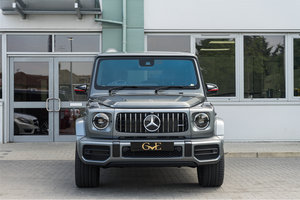 2019 MERCEDES AMG G63 EDITION 1 SOLD