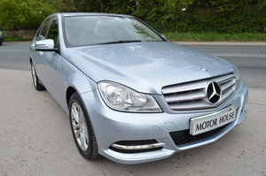 Mercedes-Benz C Class 2.1 C220 CDI SE Executive 2013