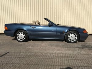 1993 Mercedes Benz SL 320 For Sale