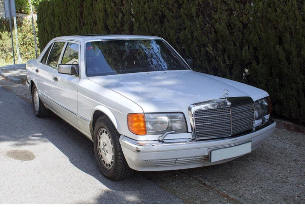 Mercedes-Benz - 560 SEL (W126) ex Dr. Barraquer - 1990 For Sale (picture 1 of 6)