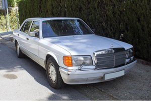 Mercedes-Benz - 560 SEL (W126) ex Dr. Barraquer - 1990 For Sale