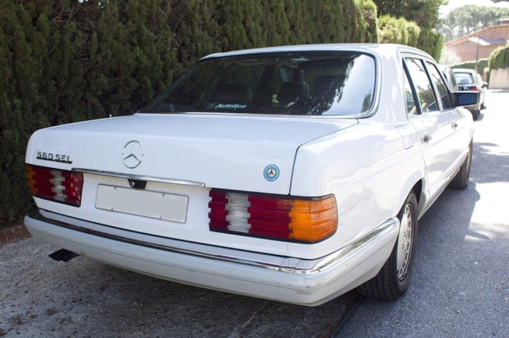Mercedes-Benz - 560 SEL (W126) ex Dr. Barraquer - 1990 For Sale (picture 2 of 6)